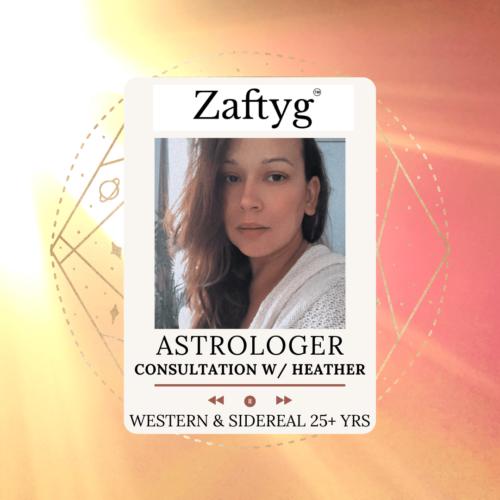 ASTROLOGER SERVICE - Heather