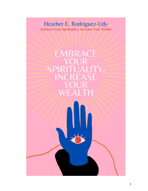 Embrace Spirituality Increase Wealth