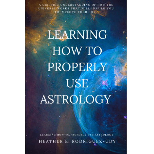 Learning How to Properly Use Astrology E-Book