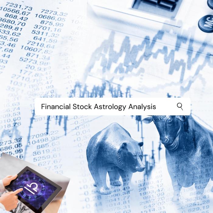 Financial Stock Astrology Analysis