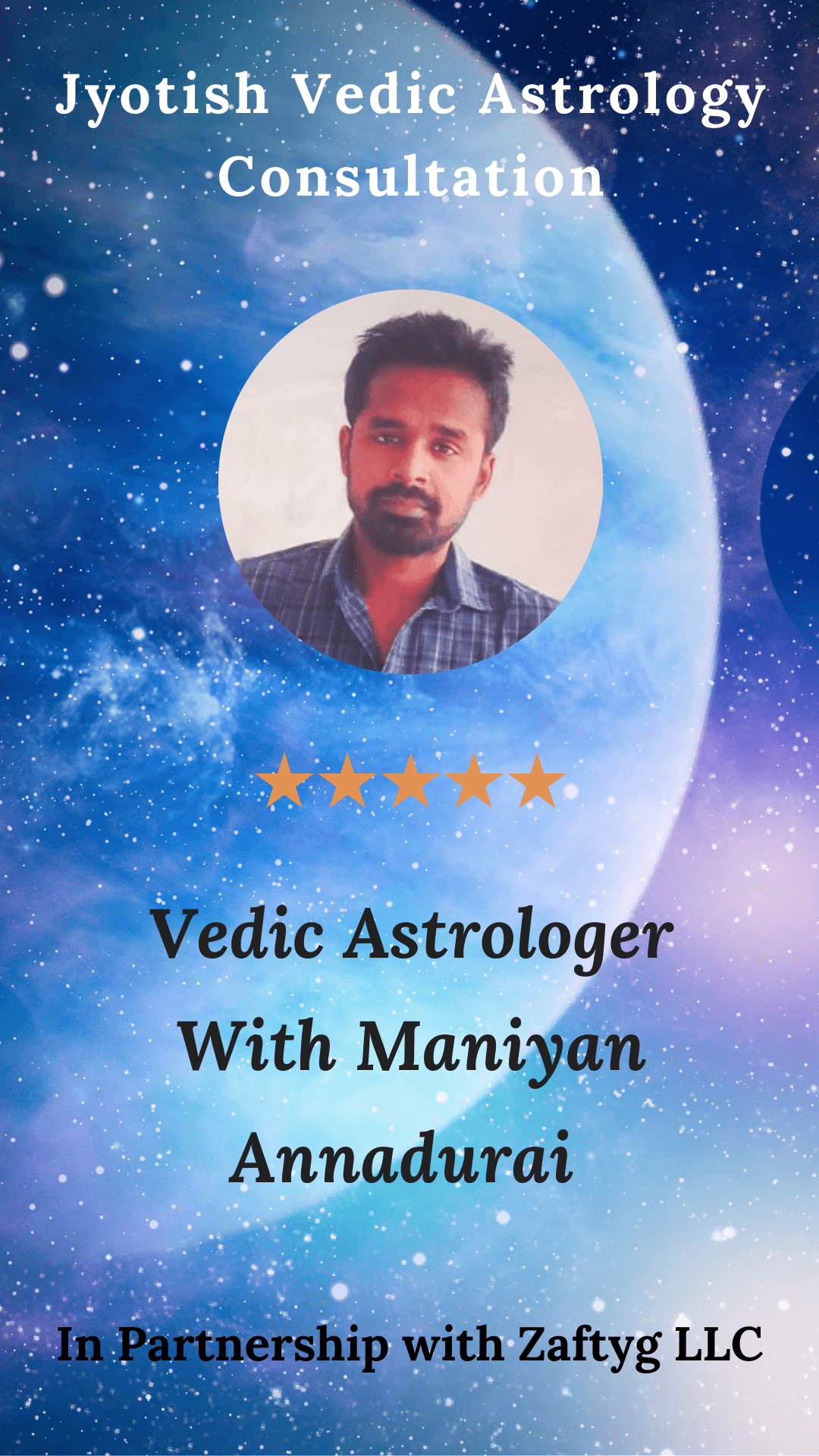Jyotish Vedic Astrology Consultation
