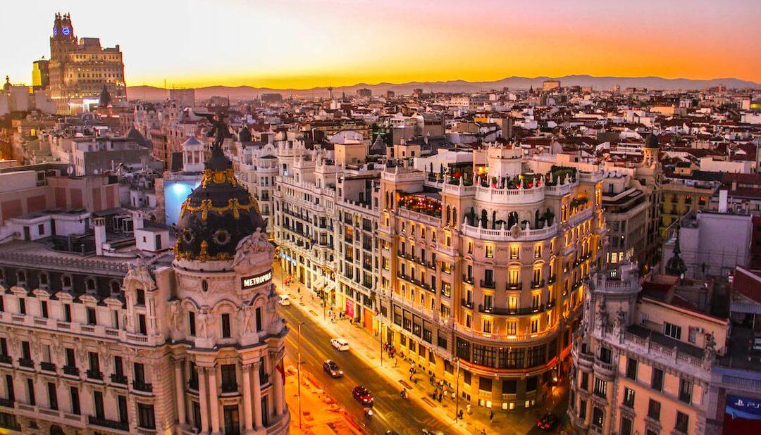 Spain's Capital: Madrid