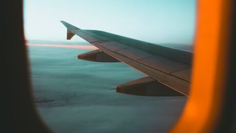 SIX THINGS TO DO ON LONG PLANE TRIPS