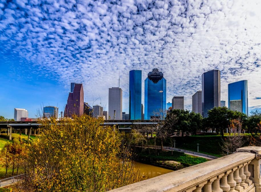 VISITORS GUIDE TO HOUSTON, TEXAS
