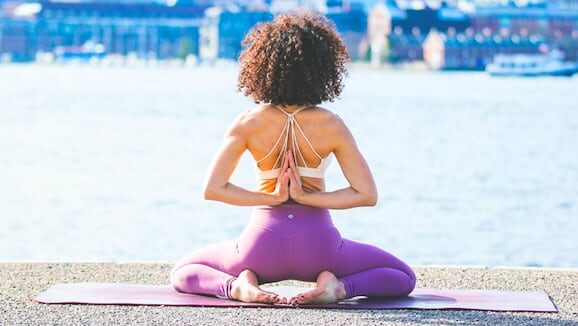 WHAT HAS CANNABIS GOT IN COMMON WITH YOGA EXERCISES