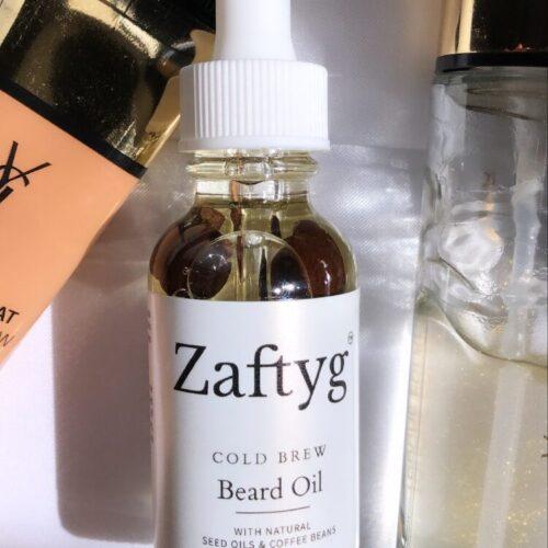 Zaftyg Cold Brew Beard Oil