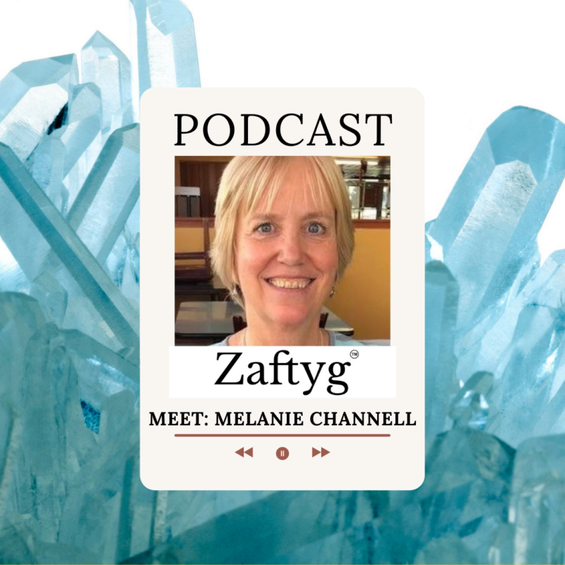 ZAFTYG PODCAST MELANIE CHANNELL