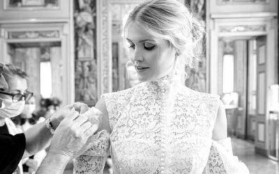 LADY KITTY SPENCER TIES THE KNOT